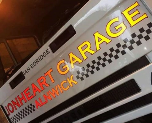 Lionheart Garage Breakdown Recovery
