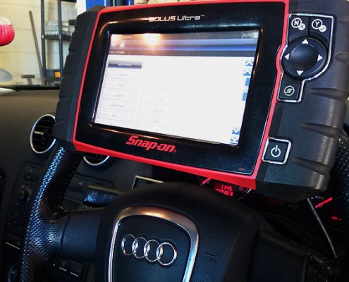 Snap On Vehicle Diagnostics